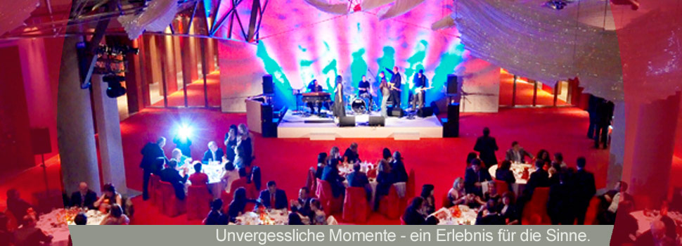 Event,  Berlin, Eventloaction, Dinner, Global TBS