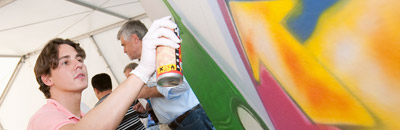 Graffiti Workshop, Incentive, Team training, Graffiti Teambuilding, Graffiti, Graffiti Art, Graffiti Berlin, Teambuilding,